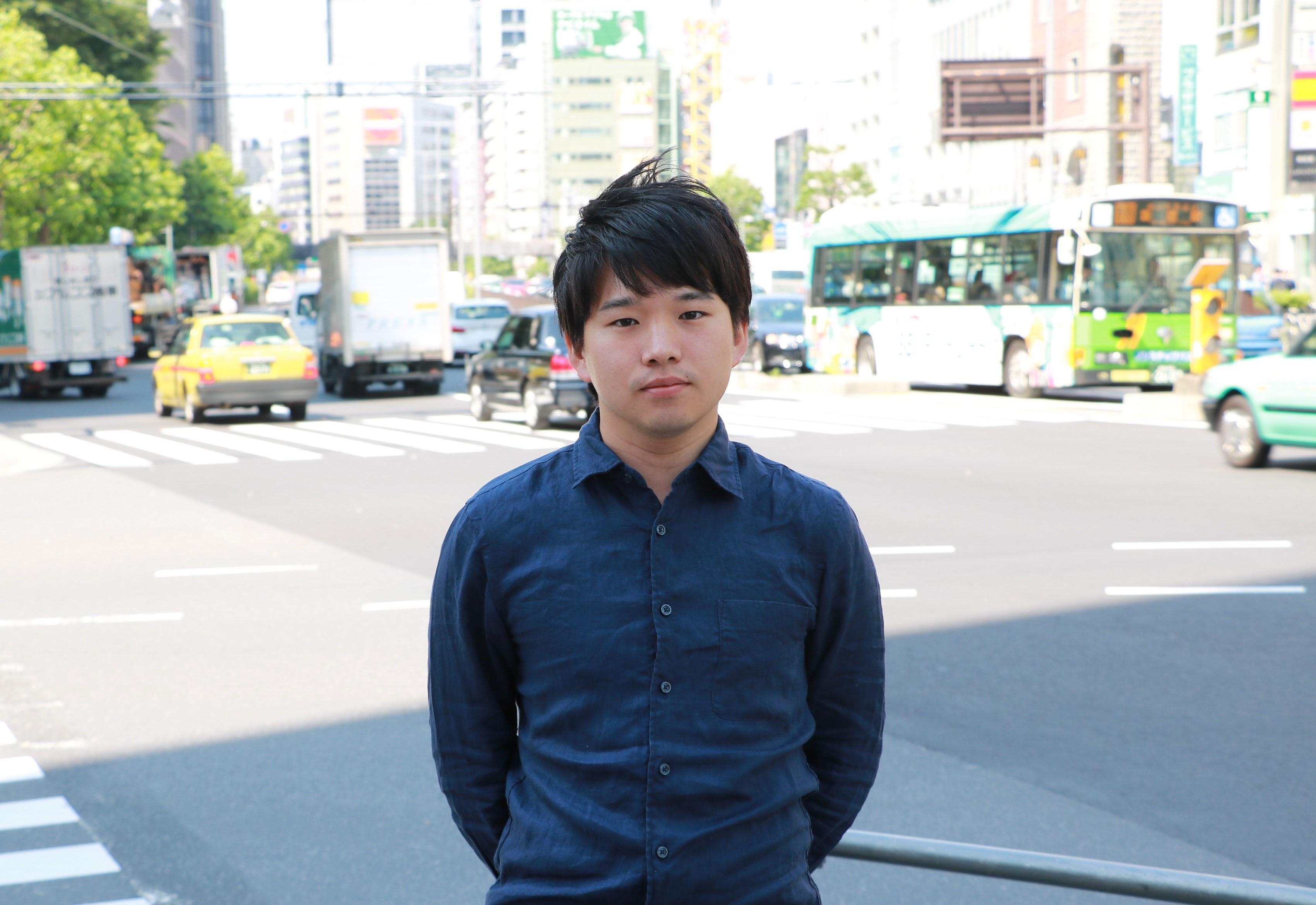 【インタビュー】前編:大企業の採用担当、NPO理事、企業家…27歳の僕が、名刺を…