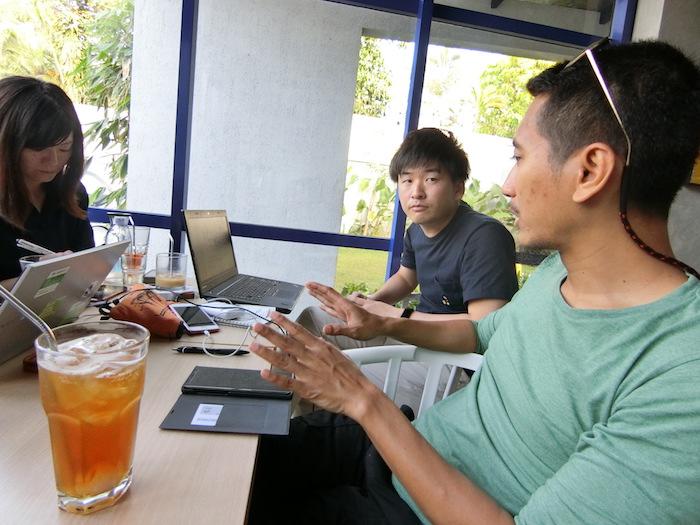 「民間企業で働く僕がソーシャルビジネスで貢献できるのか」若手ビジネス…