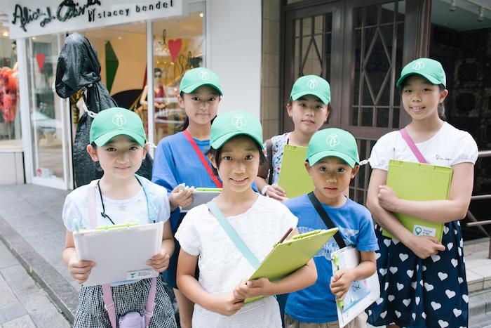 「外国人がもっと観光しやすい原宿に」小学生がクラウドファンディングに挑戦!